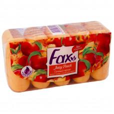 Мыло FAX (Факс) сочный персик 5*70г