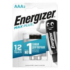 Батарейка ENERGIZER (Энерджайзер) Alkaline MaxPlus E92/ААA FSB2