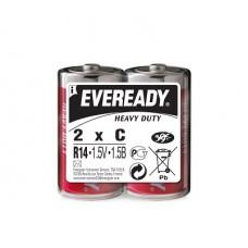 Батарейка EVEREADY (Эвереди) HD C (R14) SHP2