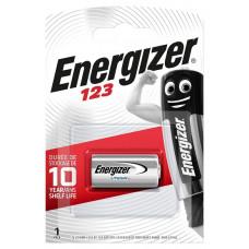 687400 Батарейка Energizer (Энерджайзер) Photo lithium 123 FSB1