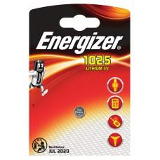 Батарейка ENERGIZER (Энерджайзер) CR1025 PIP1