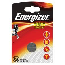Батарейка ENERGIZER (Энерджайзер) CR2016 1шт
