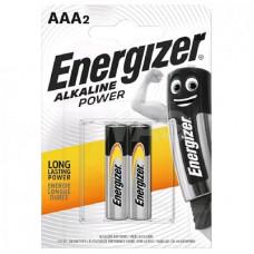 Батарейка ENERGIZER (Энерджайзер) Alkaline Power E92/ААА BP2