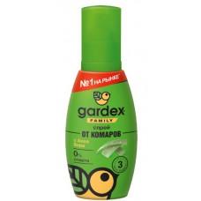 Gardex Family  (Гардекс Фэмили) Спрей от комаров 100 мл