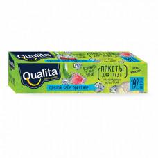 Пакетики для льда самозакрывающиеся 192 куб в коробке QUALITA (Квалита)