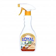 """Освежитель воздуха, тканей и ковров """"LOYAL"""" (Лоял) Прохладная свежесть 500 мл / Иордания"""