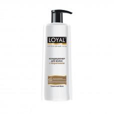 """Кондиционер для волос """"LOYAL"""" (Лоял) Сказочный шелк 800 мл / Иордания"""