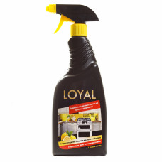 """Универсальное чистящее средство """"LOYAL"""" (Лоял) для кухонных поверхностей (Антижир) 750мл  / Иордания"""