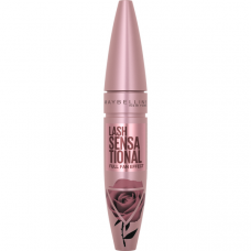 """Maybelline New York (Мейбеллин Нью-Йорк) Тушь для ресниц """"Lash Sensational"""" (Лэш Сенсейшенл) Веерный объем, Пыльный розовый, 9,5 мл"""