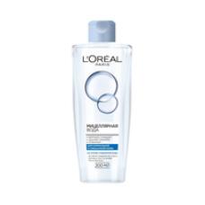 L'Oreal Paris (Лореаль) Мицеллярная вода для снятия макияжа, для нормальной и смешанной кожи, гипоаллергенно, 200 мл