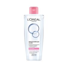 L'Oreal Paris (Лореаль) Мицеллярная вода для снятия макияжа, для сухой и чувствительной кожи, гипоаллергенно, 200 мл