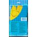 ДОННА РОЗА перчатки хозяйственные из латекса с хлопковым напылением (М)