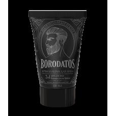 """Borodatos Крем-бальзам для лица 2в1 """"Borodatos"""" 100мл"""
