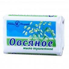 """10171 Мыло Туалетное """"Овсяное""""90г.  /Невская Косметика/"""