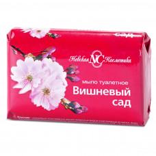"""10180 Мыло""""Вишневый сад""""90г    /Невская Косметика/"""