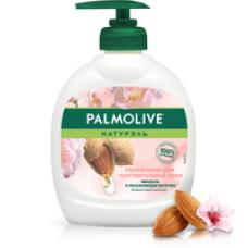 Palmolive (Палмолив) Натурэль Увлажнение для чувствительной кожи Миндаль и Увлажняющее молочко жидкое мыло, 300 мл