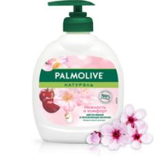 Palmolive (Палмолив) Натурэль Нежность и Комфорт Цветок Вишни жидкое мыло, 300 мл