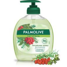 Palmolive (Палмолив)  Натурэль Алтайские Травы жидкое мыло с экстрактами женьшеня, чабреца и можжевельника, 300 мл