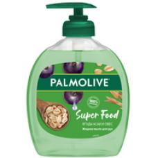 Palmolive (Палмолив) Super Food Ягоды Асаи и Овес жидкое мыло для рук, 300 мл