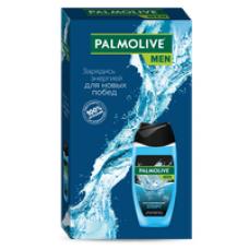 Palmolive (Палмолив) Men в подарочной упаковке, микс-кейс (гель для душа Спорт 250 мл+гель для душа Цитрус 250 мл)