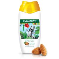 Palmolive (Палмолив) Гель для душа и купания для тела и волос с миндалем, для детей от 3 лет, 250 мл