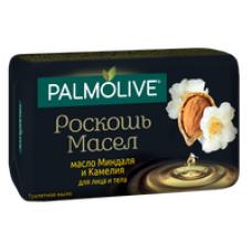 Palmolive (Палмолив) Роскошь Масел туалетное мыло с маслом Миндаля и Камелии, 90 г