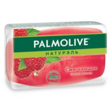 Palmolive (Палмолив) Натурэль Свежая Малина смягчающее туалетное мыло, 90 г
