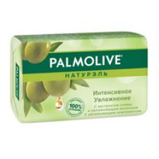 Palmolive (Палмолив) Натурэль Интенсивное увлажнение туалетное мыло с экстрактом Оливы и увлажняющим молочком, 90 г