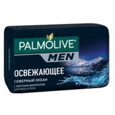 Palmolive (Палмолив) MEN Северный Океан освежающее мужское туалетное мыло, 90 г