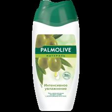Palmolive (Палмолив) Натурэль Интенсивное увлажнение Олива и увлажняющее молочко гель-крем для душа, 250 мл