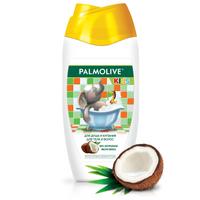 Palmolive (Палмолив) Гель для душа и купания для тела и волос с кокосом, для детей от 3 лет, 250 мл