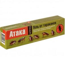 АТАКА гель от тараканов