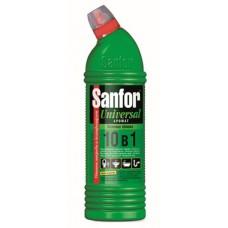 "1542 Чистящее средство ""Sanfor"" (Санфор) Universal зел. яблоко 750"