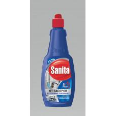 Sanita гель от засоров в кухонных раковинах, 450 мл