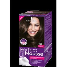 9380 Краска-мусс Perfect Mousse (Перфект) 400 Тёмный каштан