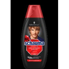 Шампунь Schauma/ШАУМА для мужчин Сила Карбона 5 для ослабленных волос 225 мл