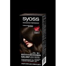 """Краска """"SYOSS Color"""" (Сйосс Колор) 3.1 Темно-каштановый"""