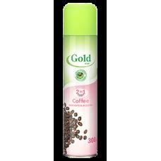 254.06 Освежитель воздуха GOLD WIND (Голд Винд) Coffee (Кофе) 300мл.