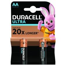 DURACELL Ultra Батарейка AA 2шт