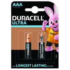 DURACELL Ultra Батарейка AAA 2шт