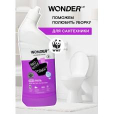 WONDER LAB \Экогель для чистки сантехники 500мл