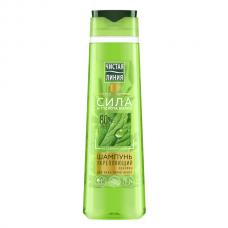 1463 шампунь Чистая Линия  для всех типов волос Крапива 400 мл/unilever/