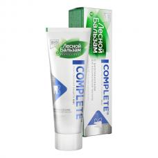 3138 зубная паста Лесной Бальзам  с гидроксиапатитом COMPLETE 10в1 75 мл/unilever/