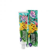 5532  зубная паста Лесной Бальзам детская с 7 лет Ягодный взрыв 50 мл