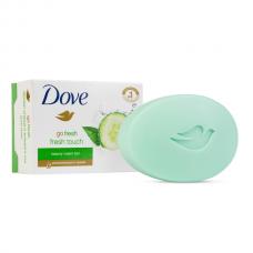 0612/1405 Мыло-крем Dove/Дав бессульфатное Прикосновение свежести 135 гр