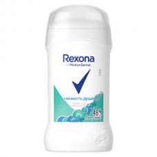 8217 дезодорант Rexona/Рексона антиперспирант-карандаш Свежесть Душа 40 мл