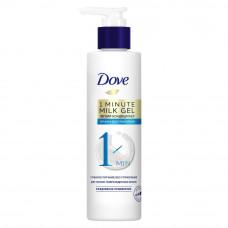 /НДМ/0832Молочко-гель Dove  для тонких волос Объем и восстановление 190 мл