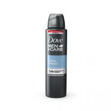 0249 дезодорант Dove Men+Care/дав мен кэа антиперспирант- аэрозоль Прохладная свежесть 150 мл