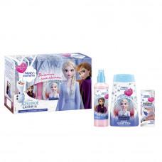/НДМ/9378 подарочный набор Happy Moments/хэппи моментс Маленькая Фея детский  Шампунь + Спрей для волос + Крем для рук 240 + 160 + 25 мл
