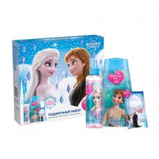 /НДМ/7754  подарочный набор Happy Moments/хэппт моменс Маленькая Фея детский шампунь + спрей для волос для детей от 3 лет 240  + 160 мл